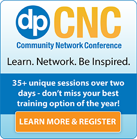 Register for the Community Network Conference Today