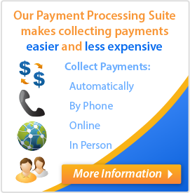 Make collecting payments easier and cheaper with our payment processing suite