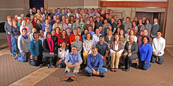 DonorPerfect Leadership Team Photo