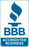 Better Business Bureau A+ Rating Badge