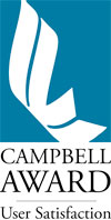 Campbell NonProfit Software Award Badge