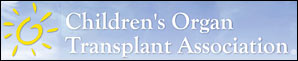 DonorPerfect Client Childrens Organ Transplant Association Logo