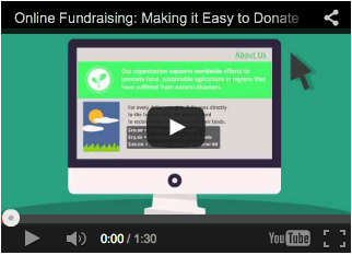 Easy Online Fundraising Forms