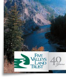 DonorPerfect Client Five Valley Logo