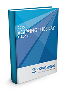 Participating in #GivingTuesday E-Book Screenshot