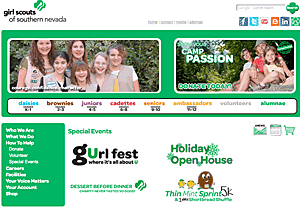 girl scouts website