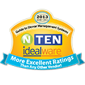 NTEN Independent Fundraising Software Reviews Badge