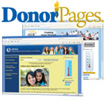 DonorPages Online Social Network Fundraising