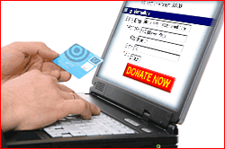 online donation tool