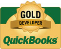 Quickbooks Independant Fundraising Software Reviews Badge