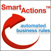 SmartActions automated business rules