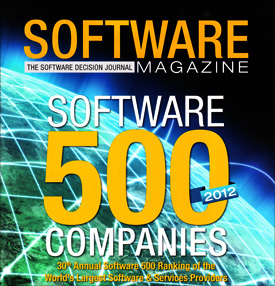 Software Magazine Ranks SofterWare, Inc.
